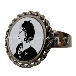 COCO Face to Face - CHANEL Armband mit Mademoiselle Portrait