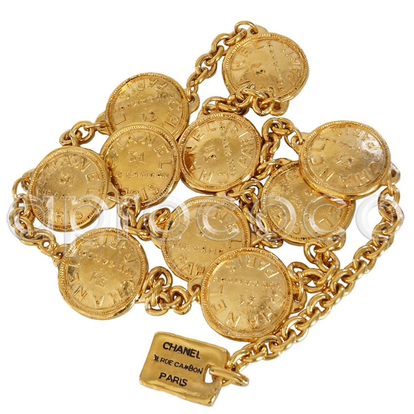 Coco Chanel Gold Bracelet Best Bracelets